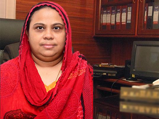 M.S.Shakeela Shah CEO & Financial Controller
