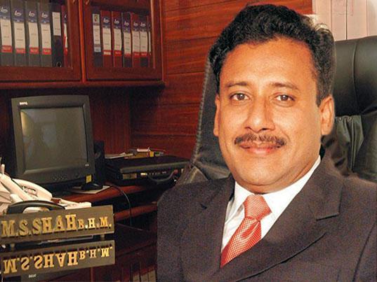 Secretary  M.S.Shah,B.Sc.,BHM ( Welcomgroup, ITC Ltd -Manipal )
