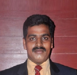 SATHISH KUMAR K – Additional Dean