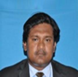 Rajkumar AL  <div> &nbsp;HOD-In-charge</div>