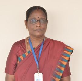 Aruna – Assistant Professor
