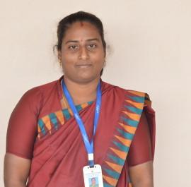 Shyamala – Assistant Professor