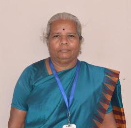 P.RAMUTHAI – Assistant Professor