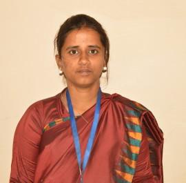 Keerthana- Assistant Professor