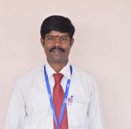 V. Singa Raja – Assistant Professor