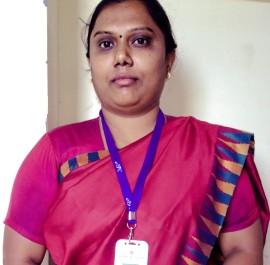 Ms.AarthySheela – Assistant Professor