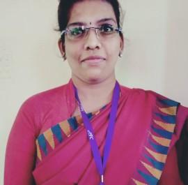 Mrs.M.Vanmathi HOD  Hospital Management