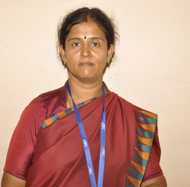 Mrs.M.ANNALAKSHMI Assistant Professor Hospital Management