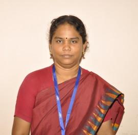 R.Ramadevi – Assistant Professor